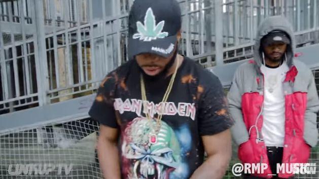R.M.P - Street Heat Freestyle | @RMP_Music | Link Up TV