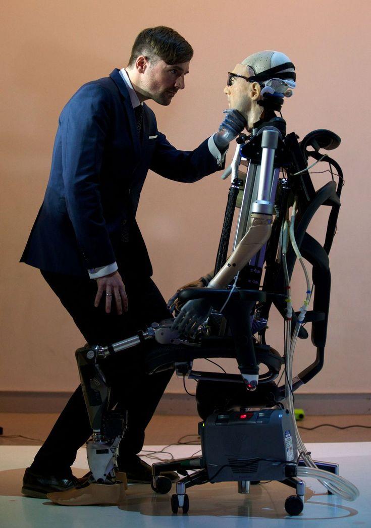 Rex, el primer hombre biónico | Fotogalería | Sociedad | EL PAÍS