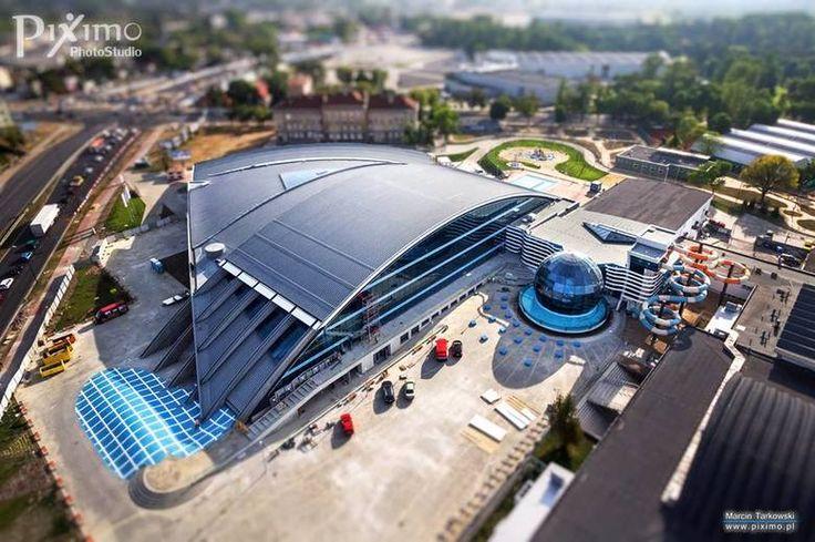 Stare Miasto w Lublinie, CSK, UMCS, stadion z lotu ptaka (ZDJĘCIA) - Kurierlubelski.pl