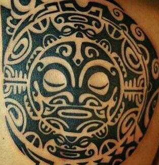 Best 25 indian chief tattoo ideas on pinterest american for Polynesian tattoo near me