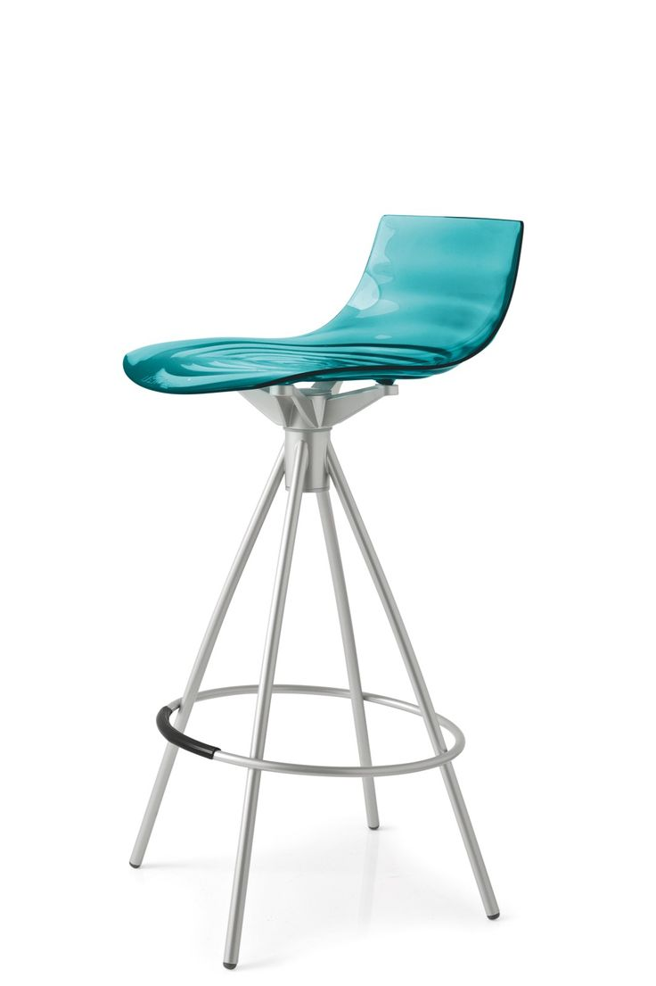 L'eau stool, available in counter & bar height