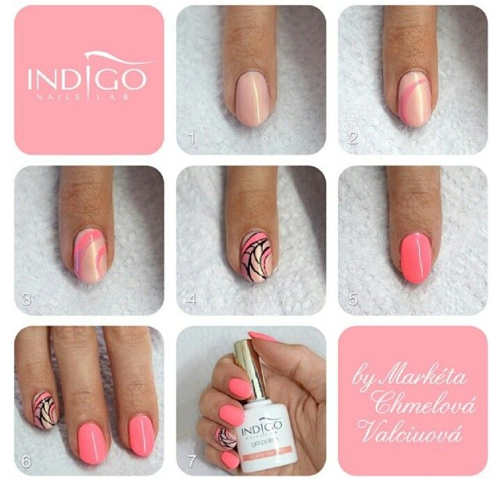 390 best Nail Art Tutorial, step by step :) images on Pinterest ...