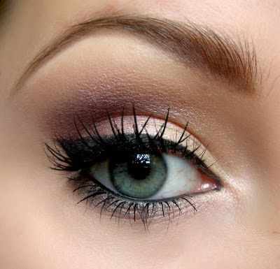 'Spring with Sensuous' look by Paolla using Makeup Geek's Cinderella, Sensuous and Shimma Shimma eyeshadows.