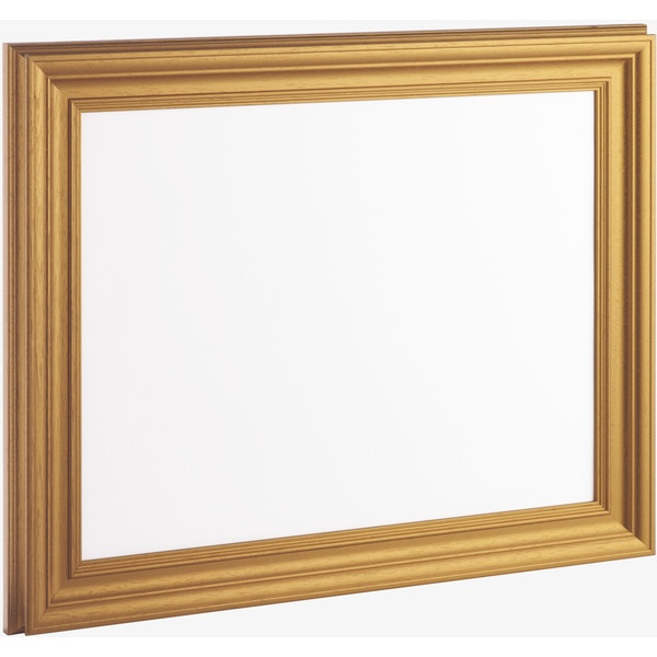 Henry Gold Wood 50 X 70 Wall Frame