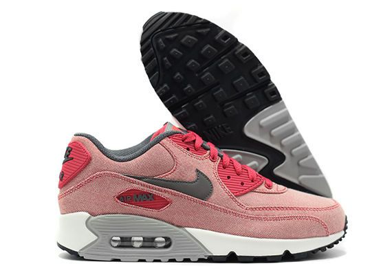 Nike Air Max 90 Premium - The refreshingly spring-appropriate pink color scheme of the newest Nike Air Max 90 Premium sneakers make these a great shoe choice for summertime....