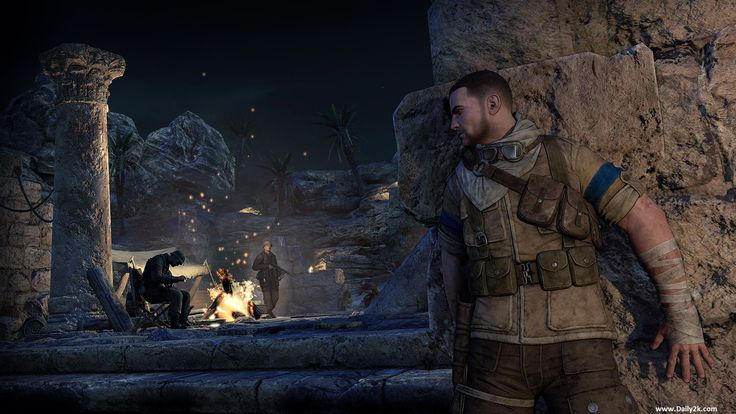 Sniper Elite III PC Game Direct Link Latest-Update !