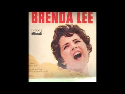 Brenda Lee - The End of The World  No copyright infringement intended. I do not own any part of the song.