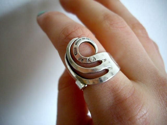 Love this fork ring , would love to have this