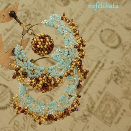 Spirit of Sylph ° boho ° boho chic ° boheme ° hippies ° gypsy ° ethno ° jewelry ° freedom ° joy ° handmade