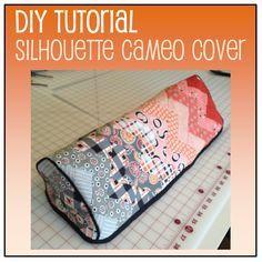 Tutorial: Silhouette Cameo Fabric Cover