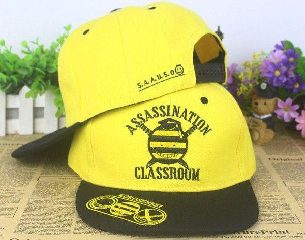 Assassination Classroom Snapback Baseball Anime Hat - OtakuForest.com
