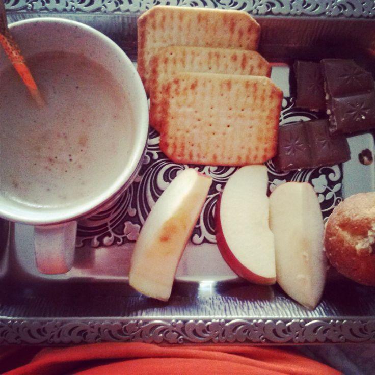 Micul dejun.