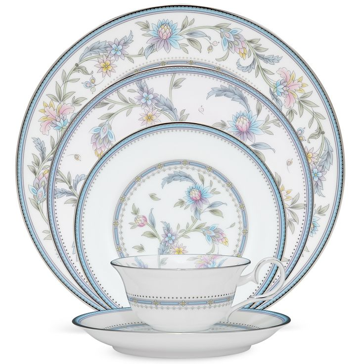 Jardin Fleuri, By Noritake. Fine China PatternsLunch ...
