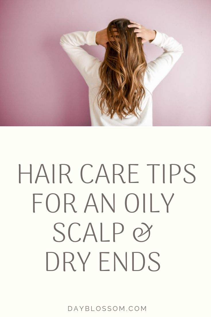 how to protect the ends of your hair