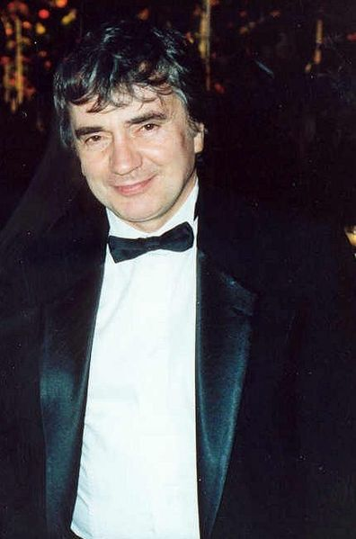 Dudley Moore - Born	Dudley Stuart John Moore  19 April 1935  London, UK  Died	27 March 2002 (aged 66)  Plainfield, New Jersey, U.S.  Cause of death	Pneumonia
