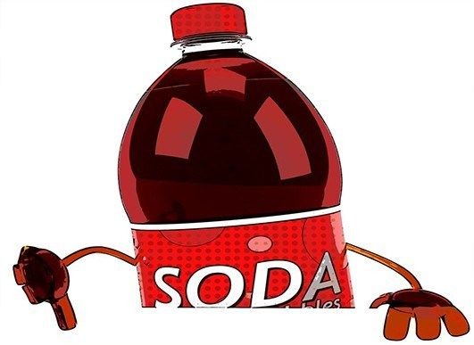 We all know that soda drinks are bad for everybody, but if you suffer with IBS they are very bad.