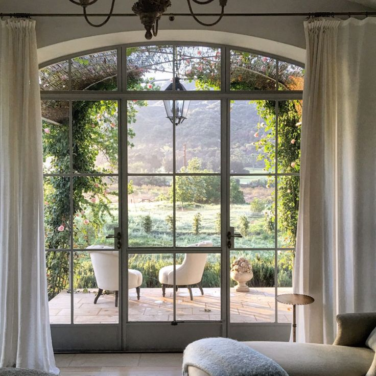 506 best French Doors & Windows images on Pinterest | French doors ...
