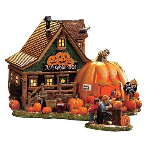 Department 56 Snow Village Jack's Pumpkin Carving Studio Department 56 http://www.amazon.com/dp/B000FJ131G/ref=cm_sw_r_pi_dp_wrD1vb03AB2KT