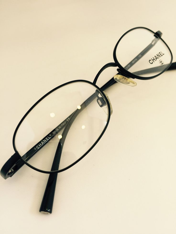 Chanel 2006 Authentic Vintage glasses by athensoptical on Etsy