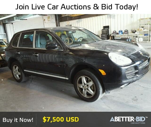 Awesome Cars luxury 2017: Clean Title 2005 Porsche Cayenne 4dr Spor 4.5L  8 For Sale in Tucson (AZ) - 30074766  Salvage Exotic and Luxury Cars for Sale Check more at http://autoboard.pro/2017/2017/08/02/cars-luxury-2017-clean-title-2005-porsche-cayenne-4dr-spor-4-5l-8-for-sale-in-tucson-az-30074766-salvage-exotic-and-luxury-cars-for-sale/