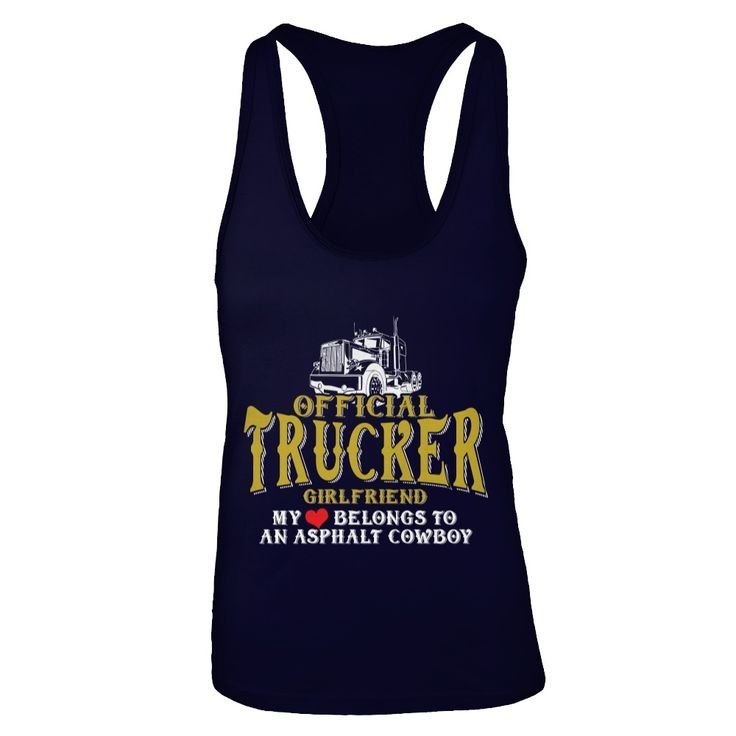 Belong to Asphalt Cowboy A new, exclusive design by Truckers Rock for trucker's girlfriends only. Lots of colors to choose from! NEED BIGGER SIZES? GO HERE ==> https://represent.com/official-trucker-girlfriend-1  Questions about your order? Contact our amazing customer service team at orders@represent.com