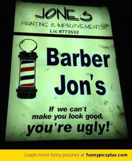 Funny Barber Quotes: Top 25+ Best Best Barber Shop Ideas On Pinterest