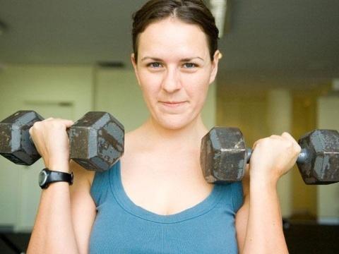 Gymnase Days: (French) Women Don't Sweat!
