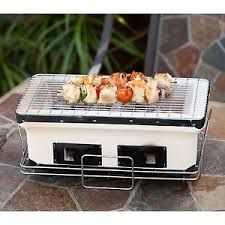 Image result for hibachi bbq stove yakitori