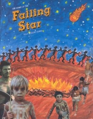 The Story of the Falling Star by Elsie Jones