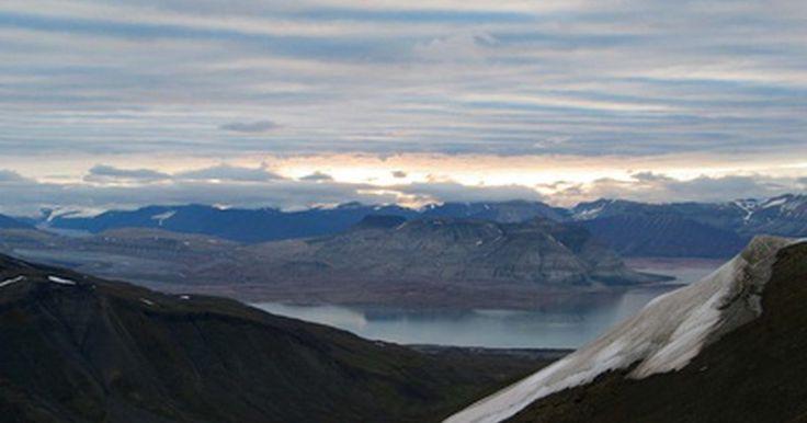La vida en el Polo Norte. El Polo Norte geográfico es el punto más septentrional del eje de la Tierra, ubicado a 90 grados de latitud norte. El polo se encuentra en la capa de hielo del Ártico sobre los 13410 pies (4087 mts.) de profundidad del Océano Ártico; hay momentos en que el Polo Norte es mar abierto.
