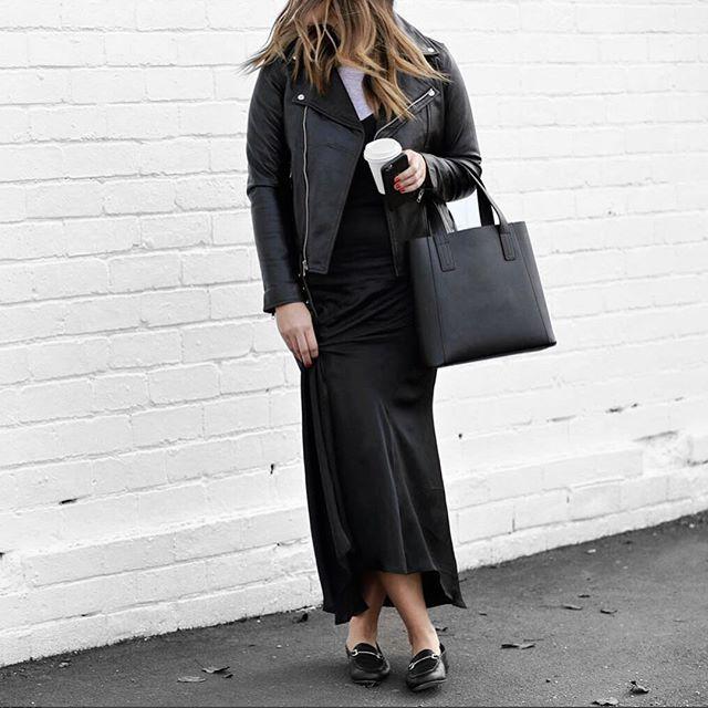 Good things come to those who nap 💭 // Women's  Black WB3 lambskin leather jacket #viparoteam #VIPARO.com.au