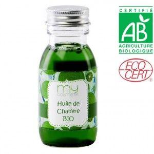 Disponible en 10 ml, 50 ml et 125 ml. L'huile de chanvre est considérée comme la plus nutritive de toutes les huiles. Nos conseils d'utilisation.