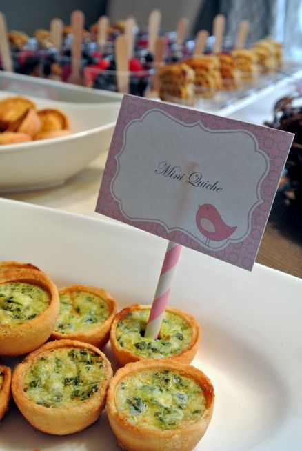 Little Bird Baby Girl Shower + Brunch | Young Married Chic