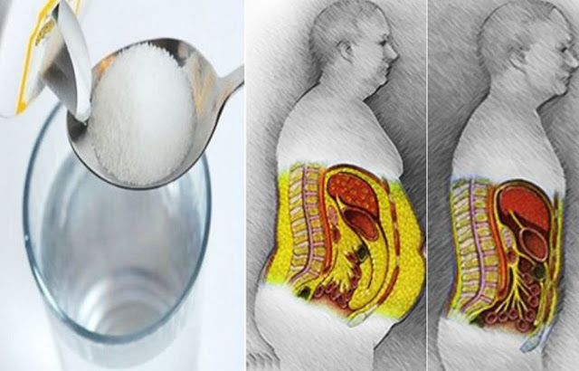Drink This Drink Every Morning On An Empty Stomach And Forgive With Excess Belly Fat!