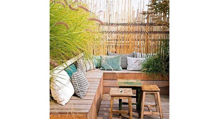 salons de jardin palettes - photos Pinterest - Mon Jardin Ma Maison