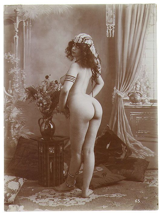 Vintage erotic nude postcards thanks for
