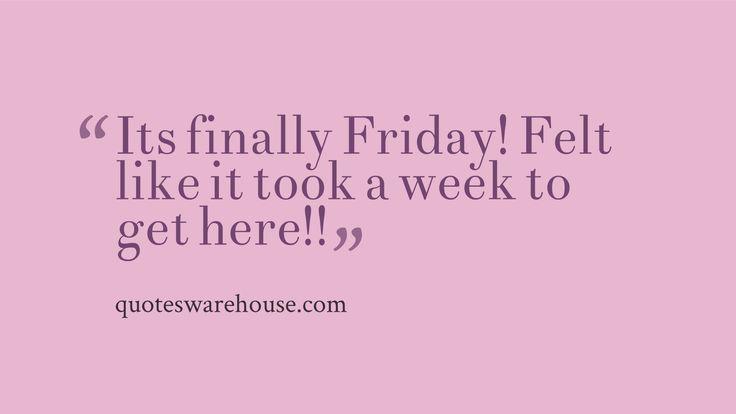Finally Friday | Finally-Friday.png