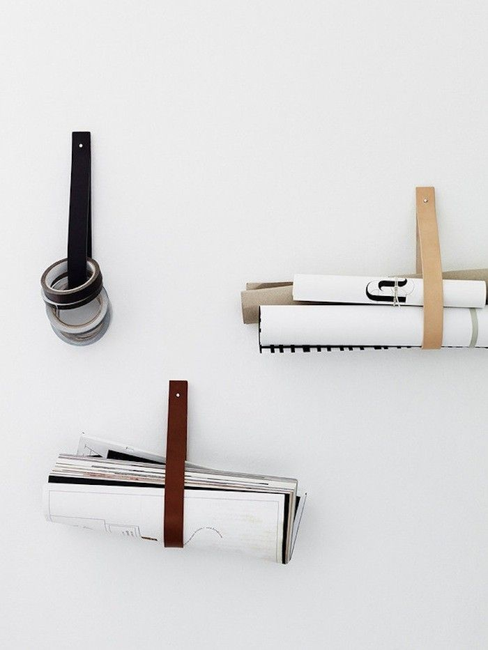 Mathilda Clahr Leather Straps