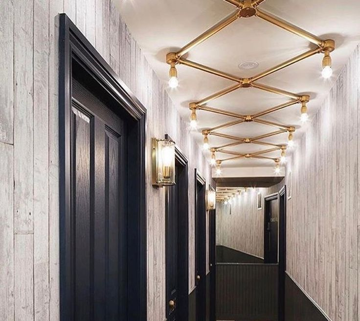 Get The Look Overscale Lighting: 17 Best Ideas About Hotel Hallway On Pinterest