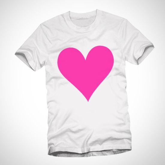 Heart - Valentine Edition - WM dari Tees.co.id oleh dikaosin