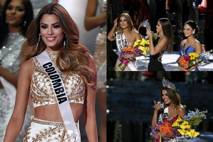 Seeing Miss Universe 2015 from Ariadna Gutierrez's Perspective