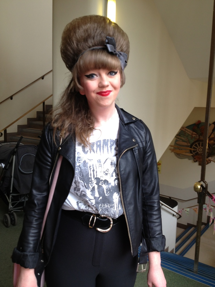 Spotted at our Cambridge fair - we've officially got hair envy!