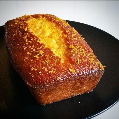 Gâteau à l'orange de la Mère Blanc – Copyright © Gratinez