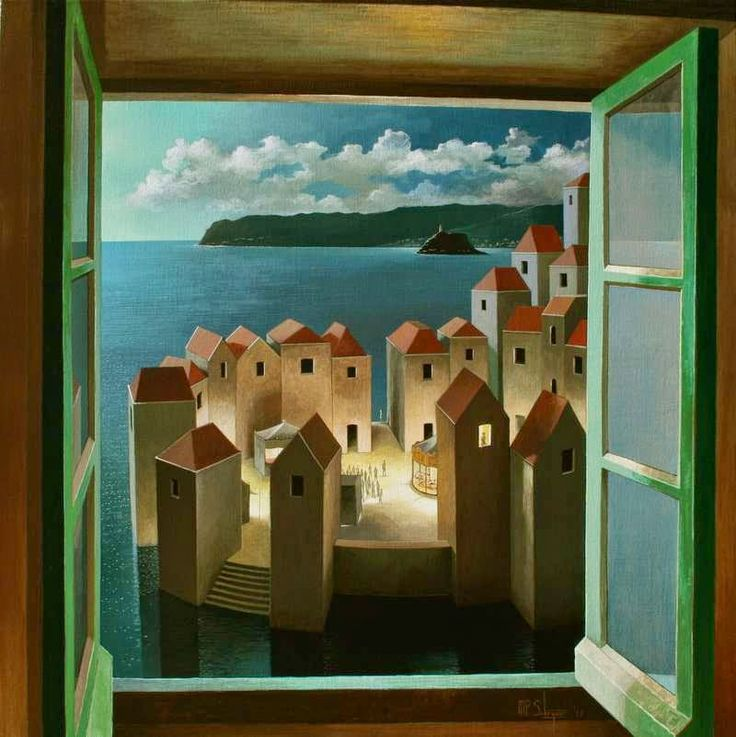 The world of Mary Antony: The surreal architecture of Michiel Schrijver