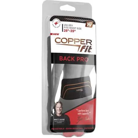 As Seen on TV Copper Fit Back Pro, S-M