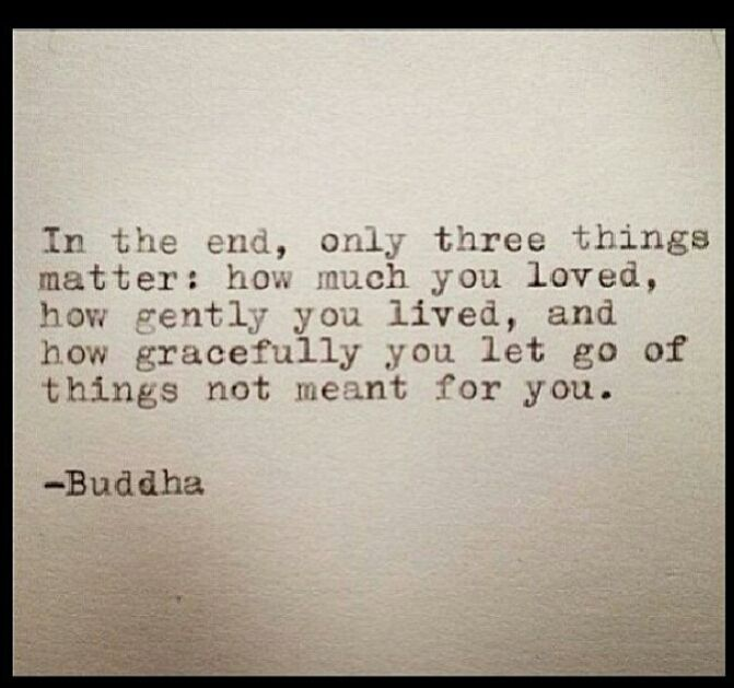 Love, Live, Let go... Powerful Buddha quote Quotes Pinterest ...