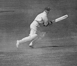 """Donald George Bradman, AC, often referred to as """"The Don"""", was widely acknowledged as the greatest Test batsman of all time.Bradman's career Test batting average of 99.94 is often cited as statistically the greatest achievement by any sportsman in any major sport."""