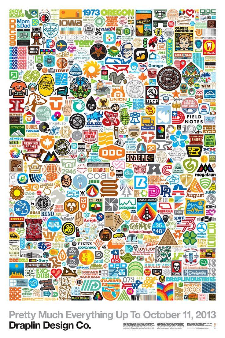 45 best Draplin images on Pinterest | Draplin design ...