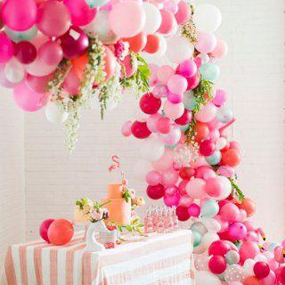 Une arche de ballons - Marie Claire Idées