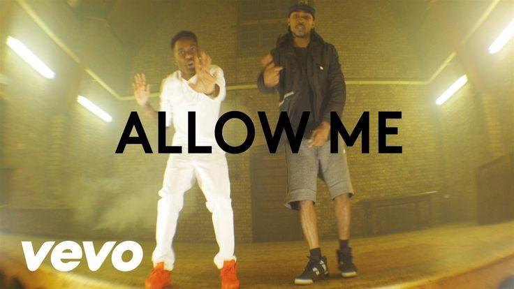 Tinchy Stryder - Allow Me ft. JME
